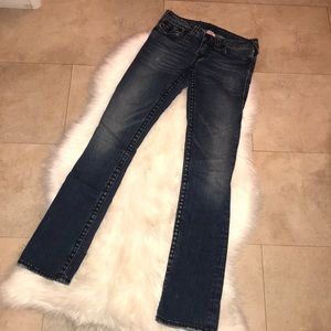 True Religion Slim Fit Jeans